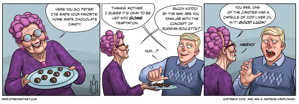 Meet Peter (temptation)