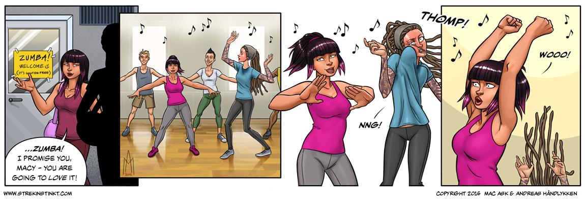 Zumba (Workout #2)